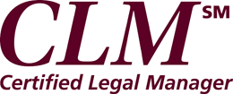 CLM Certified Legal Manager