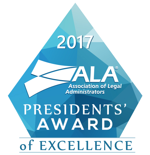 2016 President's Award of Excellence